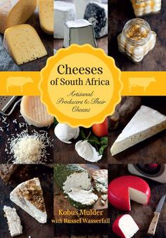 Cheeses of South Africa - we're up there with you, France! ;) #cheese #SouthAfrica