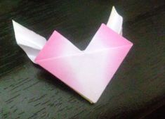 orgami heart crafts   Origami Hearts   Valentine's Day Crafts for Kids - ...   Holidays