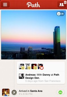 Path Debuts Version 2.5: Bigger Photos And Videos, Book And Movie Sharing, New 'Nudge' Feature