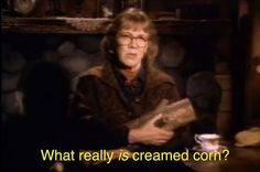 """The Log Lady's questions are often unanswerable.   13 Things One Must Know About The Log Lady Of """"Twin Peaks"""""""