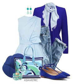 """Blueberry"" by julyjess ❤ liked on Polyvore"
