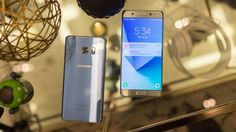 UPDATED: Samsung Galaxy Note 7 release date news and features -> http://www.techradar.com/1325897  Samsung Galaxy Note 7  The Samsung Galaxy Note 7 has officially launched and pre-orders have opened up in the US confirming the weeks of rumors about its curved design 5.7-inch display top-of-the-line specs and S Pen stylus.  The Note 7 acts a lot like the Samsung Galaxy S7 Edge but it takes the flagship's 5.5-inch curved display that debuted in March and stretches it out to the Note's…