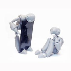BeQui, Jointed #Robot by bqLabs [thing:701051]
