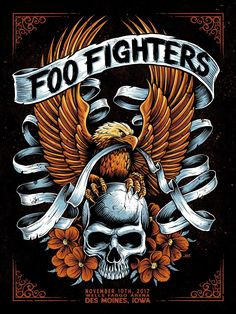 Foo Fighters - Des Moines IA