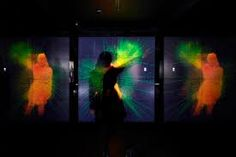 Image result for interactive digital wall motion