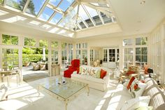 Why not create a special and unique living space for you and your family? • #normanprattconservatories #orangerydublin #dublinorangery #lightroom #spaciousliving #beforeandafter #beautifulhomes #orangeryextension #homeextension #normanpratt #relaxationtime #transformation #extensiontransformation #handmadeorangery #beautifulgardens #beautifulorangery Beautiful Gardens, Beautiful Homes, Orangery Extension, Conservatory Design, House Extensions, Norman, Lightroom, Living Spaces, Hardwood