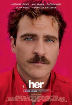 Her, Movie Poster
