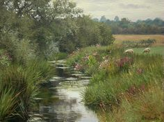 Peter Barker's Palette: All Peaceful