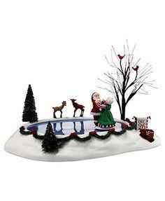 Department 56 Village Accessories, Christmas Waltz