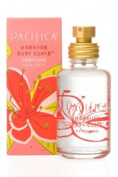 Pacifica Hawaiian Ruby Guava Perfume by Pacifica. $21.75. Made in the USA. Not tested on animals. Gluten-free. Pacifica's best-selling Hawaiian Ruby Guava fragrance is now a perfume! This tropical blend is predominately made up of sweet berry-like notes of the guava, with a citrusy top note of pomelo in a very subtle warm base of coconut. Years in the making, these precious little bottles contain essences steeped in tradition while transcending expectations. Fresh, fun, easy ...