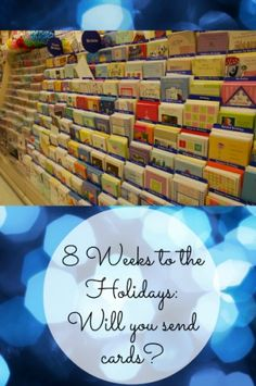 Will you send holiday cards this year? Here are the reasons I am NOT mailing holiday cards in this season in life.