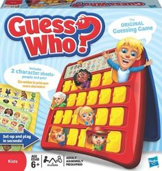 Guess Who? Game Hasbro http://www.amazon.co.uk/dp/B00004XQX7/ref=cm_sw_r_pi_dp_wPBIvb0NSHDWN