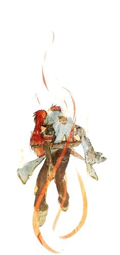 Tales of the Abyss, Asch, Luke