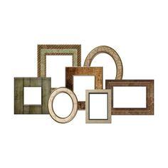 jdau_Nostalgia_frame2.png ❤ liked on Polyvore featuring frame, filler, picture frame and borders