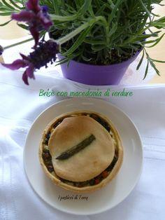 """Avrei dovuto chiamarlo """"Scrigno"""" era più giusto ... uno scrigno di verdure naturalmente!  http://www.ipasticciditerry.com/brise-macedonia-verdura/"""