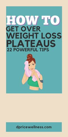Here you will find some of the most powerful tips to crush your weight loss plateau including sleep for weight loss, exercise tips, nutrition, water (hydration), intermittent fasting and more… Diet Plans To Lose Weight, How To Lose Weight Fast, Weight Plateau, Intermittent Fasting, Weight Loss Goals, Diet Tips, Fitness Tips, Health And Wellness, Crushes