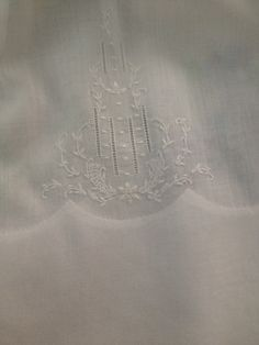 Items similar to Vintage baby clothes pure white emboidered christening party baby dress antique lace pin tucks scalloped 6 months by herminas cottage on Etsy Sewing Kids Clothes, Sewing For Kids, Baby Sewing, Hairpin Lace Crochet, Crochet Edgings, Crochet Motif, Crochet Shawl, Baby Embroidery, Vintage Baby Clothes