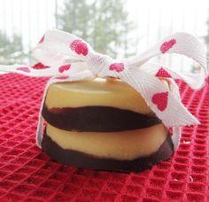 Alisa's Homemade Vegan White Chocolate - GoDairyFree.org