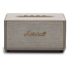Buy today with free delivery. Find your HiFi systems and speakers . All the latest models and great deals on HiFi systems and speakers are on Currys with next day delivery. Marshall Speaker, Multi Room Speakers, Wireless Speakers, Marshall Stanmore, Deco, Analog Devices, Sound Speaker, Speakers, Deko