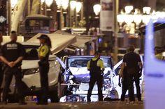 Terror Attack in Barcelona, Spain Kills 13, Injures 100