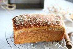 Overnight Spelt Einkorn Bread#recipes#vegan