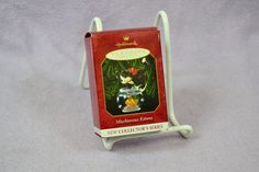 "Hallmark Keepsake ""Mischievous Kittens"" 1999 Cat Fish Bowl Ornament"