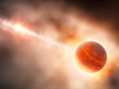 Gas Giant Planet Forming Around Young Star | Wallpaper