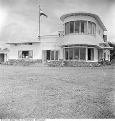 Villa Ambon.  Bandoeng 1949