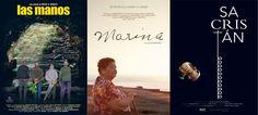 LAS MANOS, de Miguel G. Morales; MARINA, de Haliam Pérez; y SACRISTÁN, de Octavio Guerra y Violeta Blasco, seleccionados en la competición canaria de Miradas.Doc, el Festival de Cine Documental de Guía de Isora, en Tenerife. Del 31 de octubre al 7 de noviembre.