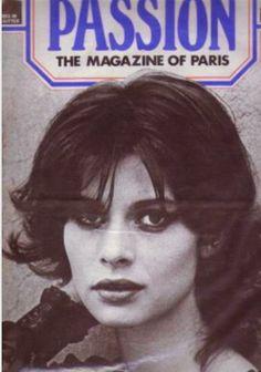 Nastassja Kinski covers Passion magazine May 1983