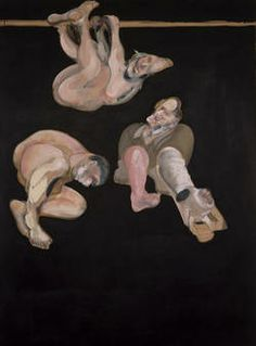 Francis Bacon, 'Three Studies from the Human Body', 1967. © The Estate of Francis Bacon. All rights reserved. DACS 2013.