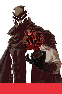 Uncanny X-Men #28 - Magneto by Kris Anka *