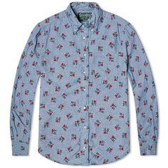 Gitman Vintage I love NY shirt