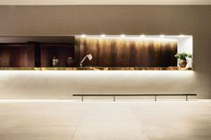 The Square Nine Hotel/Isay Weinfeld
