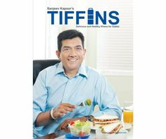 """ Sanjeev Kapoors TIFFINS Delicious and Healthy Khana for Dabba"" will turn lunch breaks at school or work into enjoyable meal times!This wonderful collection of 'tiffin' recipes has been tried and tested to achieve a degree of perfection that ensures that they will be enjoyed by everyone who joins you at lunch table."