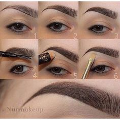 Brows step by step @nurmakeup  Using Dipbrow to create the shape, Brow Wiz to fill in and Brow Duality to highlight  #anastasiabeverlyhills #anastasiabrows