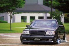 Mercedes-Benz S-Klasse Limousine - Tuner - Wald International Mercedes W140, Mercedes Benz Autos, Robert Cummings, Classic Mercedes, Benz Car, Maybach, Limousine, Cool Cars, Vroom Vroom