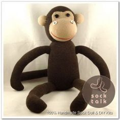 Sock Monkey idea