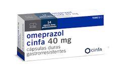 P.A: omeprazol INDICACIONES: Inhibidores de la bomba de protones