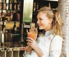 4 juice recipes for great skin from celeb facialist Joanna Vargas