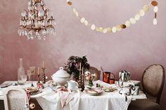 Un Natale rosa antico