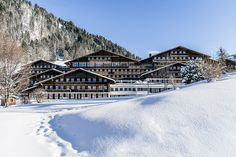 Set over half a mile above sea level in the Swiss Alps, Huus Gstaad is a terrific mountain getaway. Formerly known as the Steigenberger Hotel, the 136-room property has been transformed by Norwegian designer and architect Erik Nissen Johansen, who...