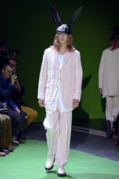 Comme des Garçons Fall 2013 Menswear - Collection - Gallery - Style.com