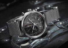 La Cote des Montres : La montre Breitling Transocean Unitime Pilot - Un vrai chronographe d'aviateur