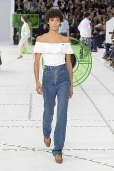 Lacoste | Ready-to-Wear - Spring 2018 | Look 31
