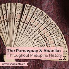 Pamaypay & Abaniko Throughout Philippine History Filipino Art, Filipino Culture, Filipino Wedding, Jose Rizal, Black Canvas Paintings, Baybayin, Noli Me Tangere, Philippine Art, Fan Tattoo