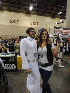 The Best Costumes at the Comicon
