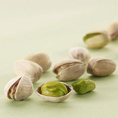 Pistachios are an excellent  source of vitamin B6 which helps to break down carbs and give us energy!