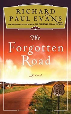 NYT BESTSELLER, The Forgotten Road (The Broken Road Series) by Richard Pa... https://www.amazon.com/dp/1501111795/ref=cm_sw_r_pi_dp_U_x_gJC-AbV0ZFCPF