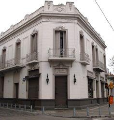 Bar La Flor de Barracas. Buenos Aires